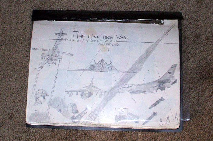 My um, Gulf War '91 album.