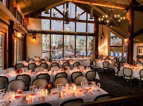 Bridges Restaurant   Vancouver, BC   Wedding Venue