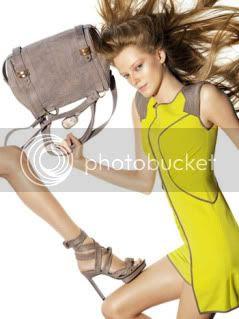 Ad Campaign,BCBG,Max Azria,Fashion Trends,Spring,Summer