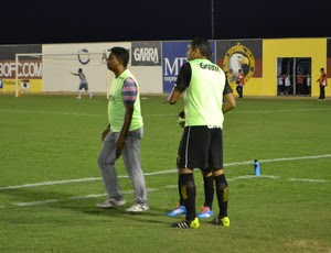 Globo FC - Robson - Ivanildo Freitas (Foto: Jocaff Souza/GloboEsporte.com)