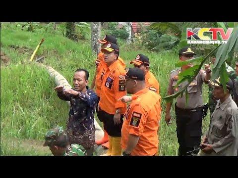 KABARCIANJUR.TV | Waspadai Pergeseran Tanah di Cianjur