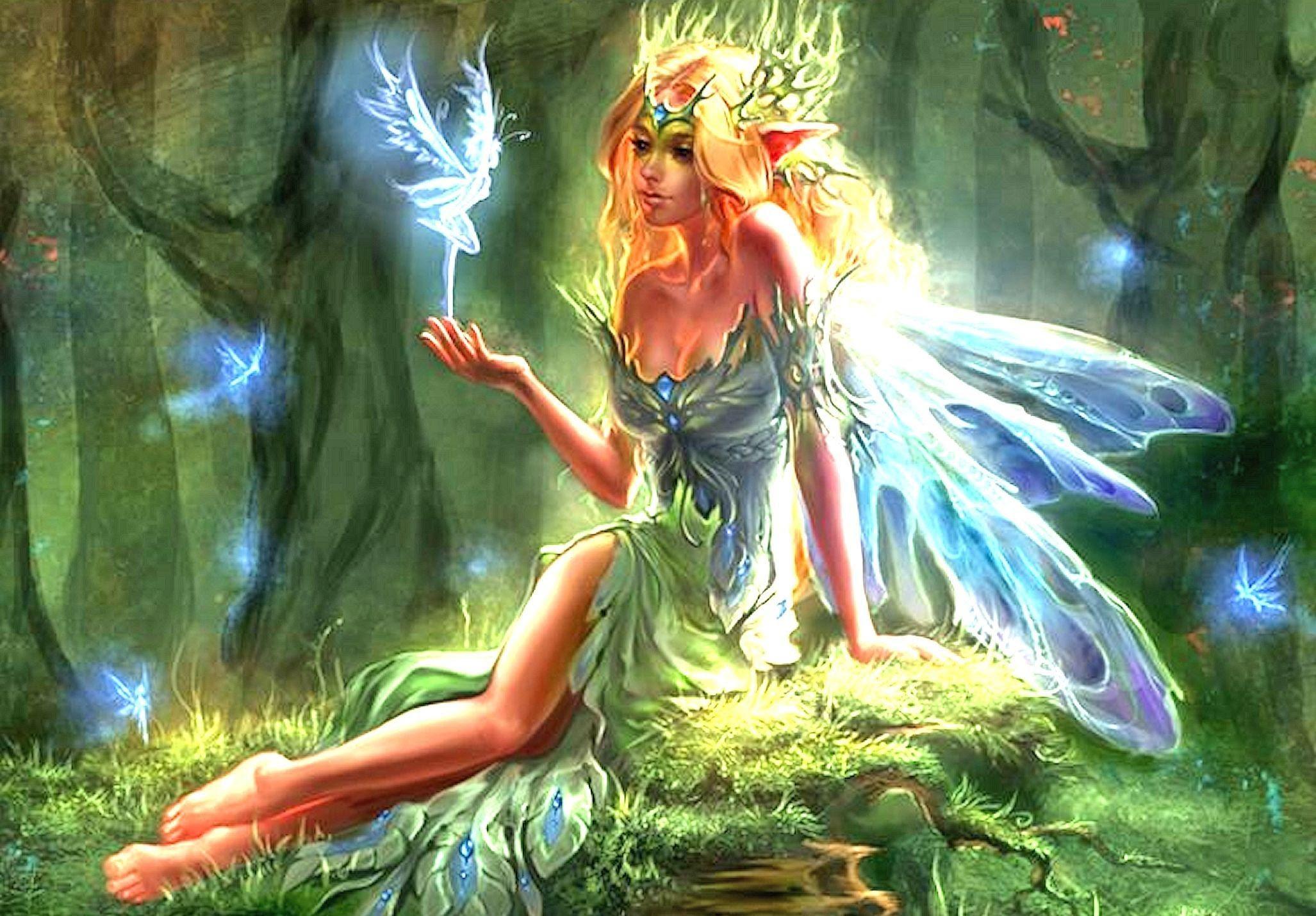 Fairies Wallpaper (62+ images)