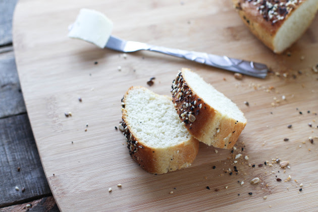Flax Seed Bread Picture
