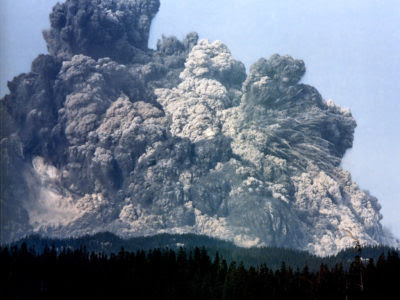 The Scariest Volcano In America Is No Longer Yellowstone