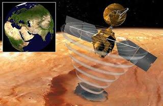 Google y NASA: mapas e imágenes en 3D