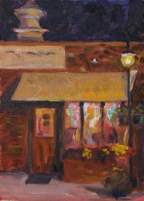 Nocturne ~ Downtown Niwot