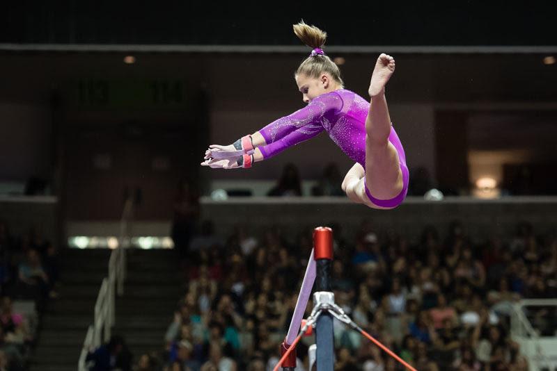 USA Gymnastics: July 10 - Competition Day 2 &emdash; Ragan Smith