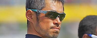 Ichiro Suzuki (AP photo/Lenny Ignelzi)