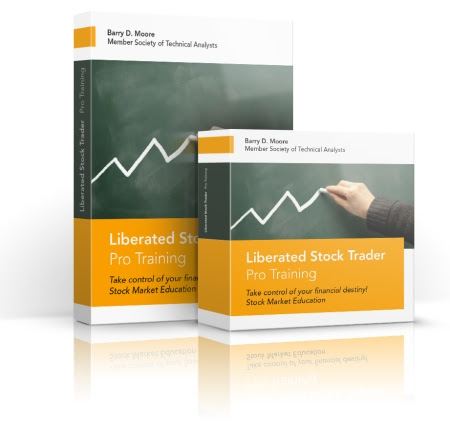 The High Quality / High Resolution Liberated Stock Trader Pro   Training Course