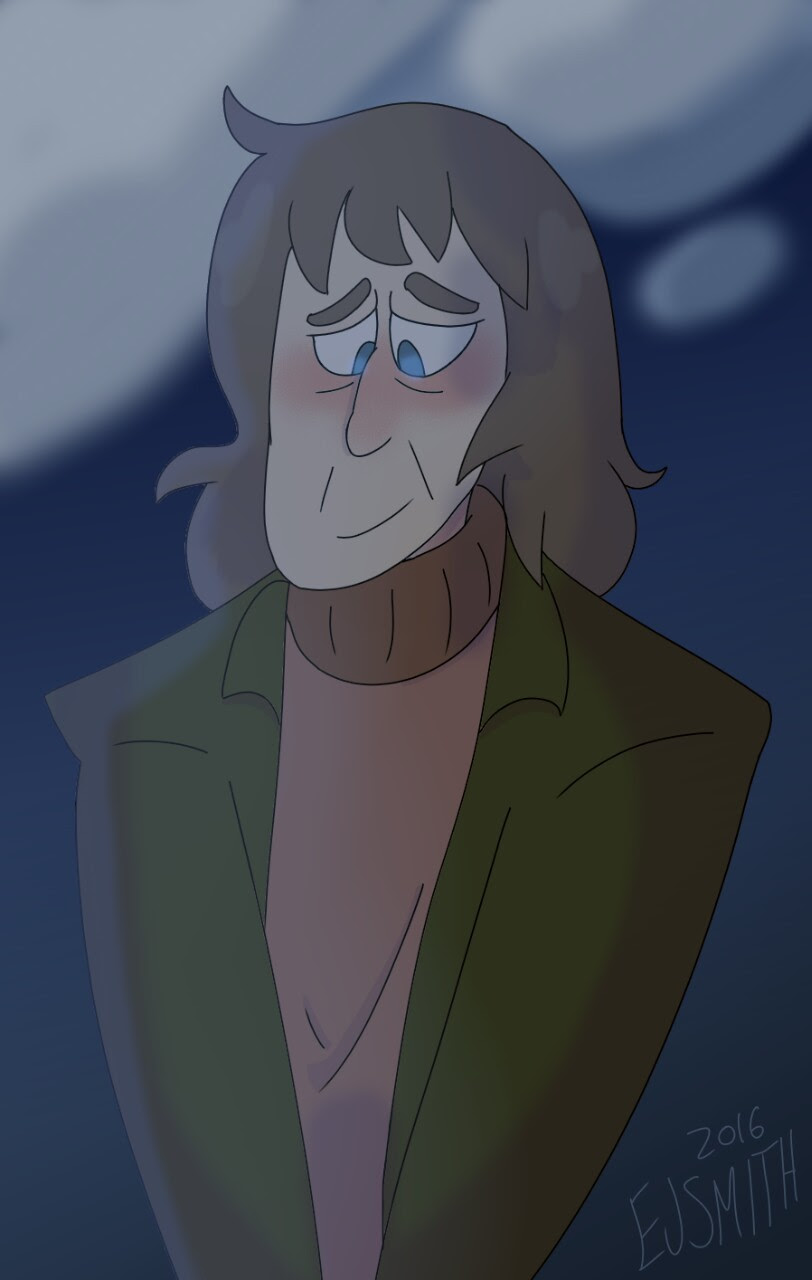 Yes i'd like to have you know that grown men being lovable is my absolute weakness ALSO WAS HE VOICED BY RICKY GERVAIS I MUST KNOW