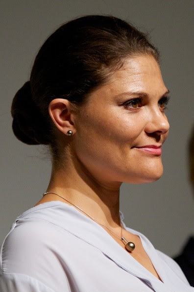 Princess Victoria - Stockholm Chamber of Commerce's Export Hermes Award