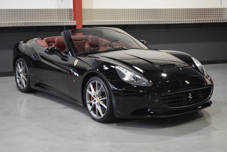 2011 Ferrari California Convertible 4,3L V8 - Tuned Imports