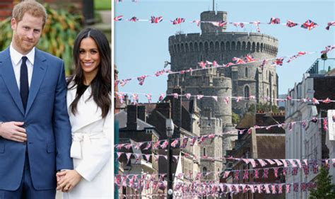 What time does the Royal Wedding start? Full schedule of