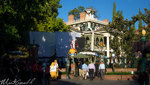 Disneyland Resort, Disneyland, Haunted Mansion, Holiday, Halloween Time