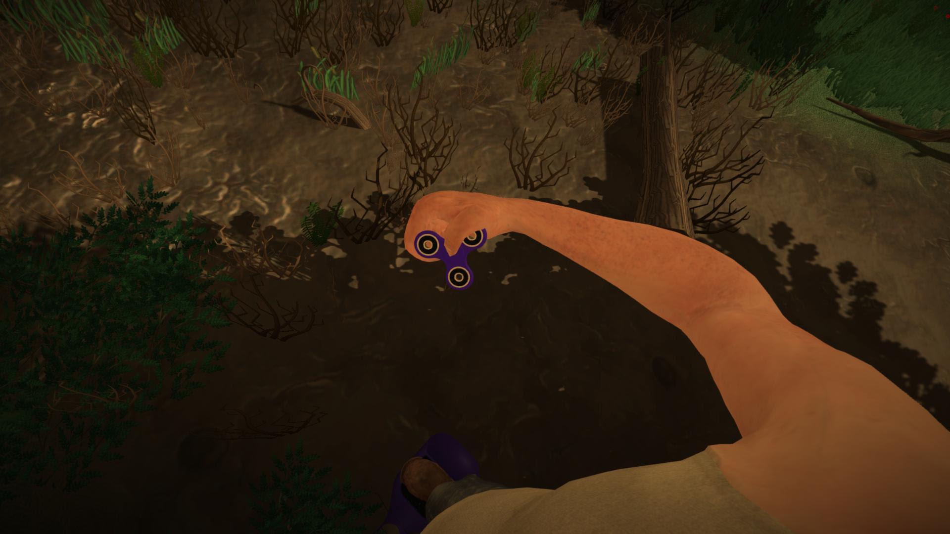 $30 gold vape DLC for a $1 fidget spinner game screenshot