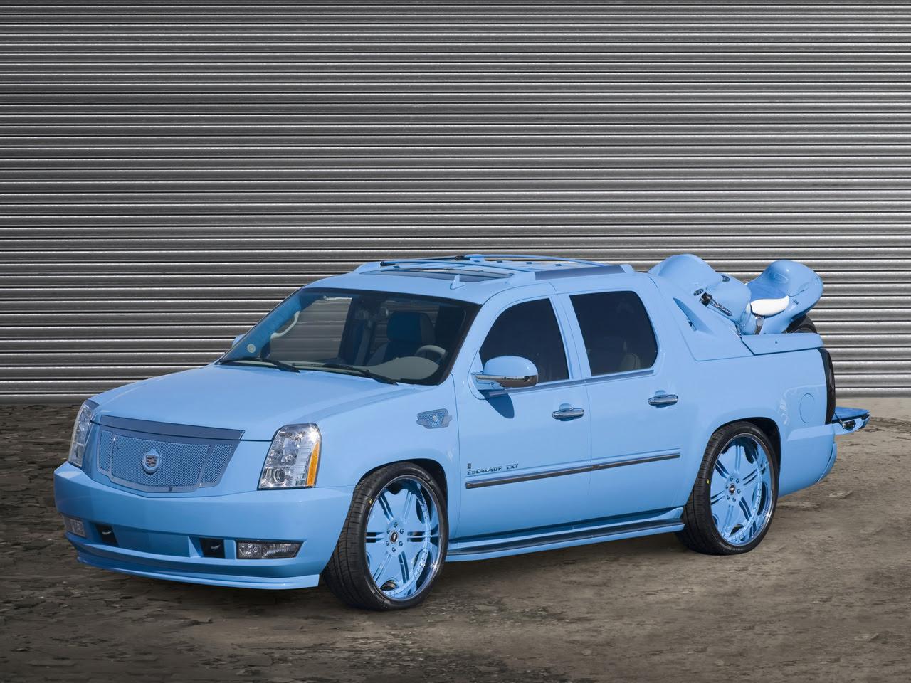 2010 Cadillac Escalade EXT - Pictures - CarGurus