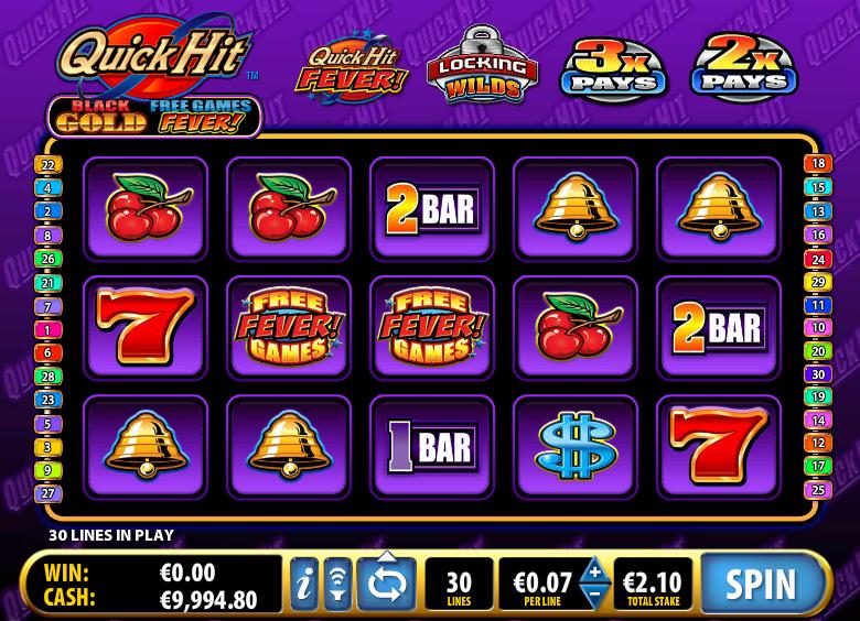 Catch quick hit black gold slot machine screenshot slots empire no deposit codes 2020