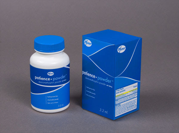 Patience Powder pharmaceutical packaging design 30+ Beautiful Examples of Medicine Packaging Designs For Inspiration