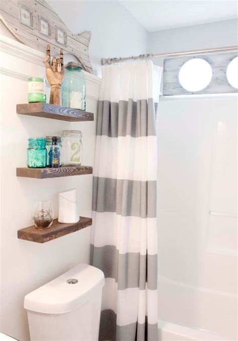 chic bathroom wall shelving ideas  cleaner bathroom
