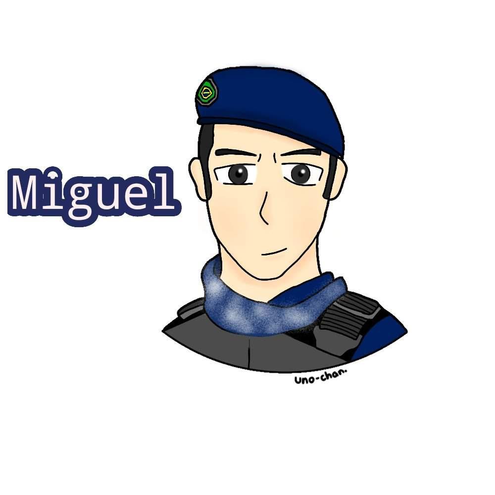 Dibujo De Miguel Free Fire Amino