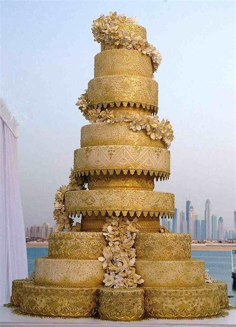 Burj Khalifa inspired wedding cake   wedding   Wedding