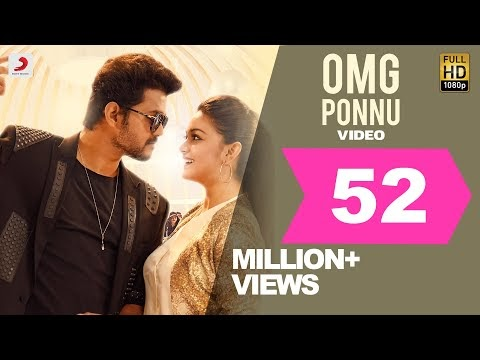 omg ponnu lyrics Dual lyrics ~ English-tamil