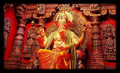 Lalbagh  Chya Raja Darshan by firoze shakir photographerno1