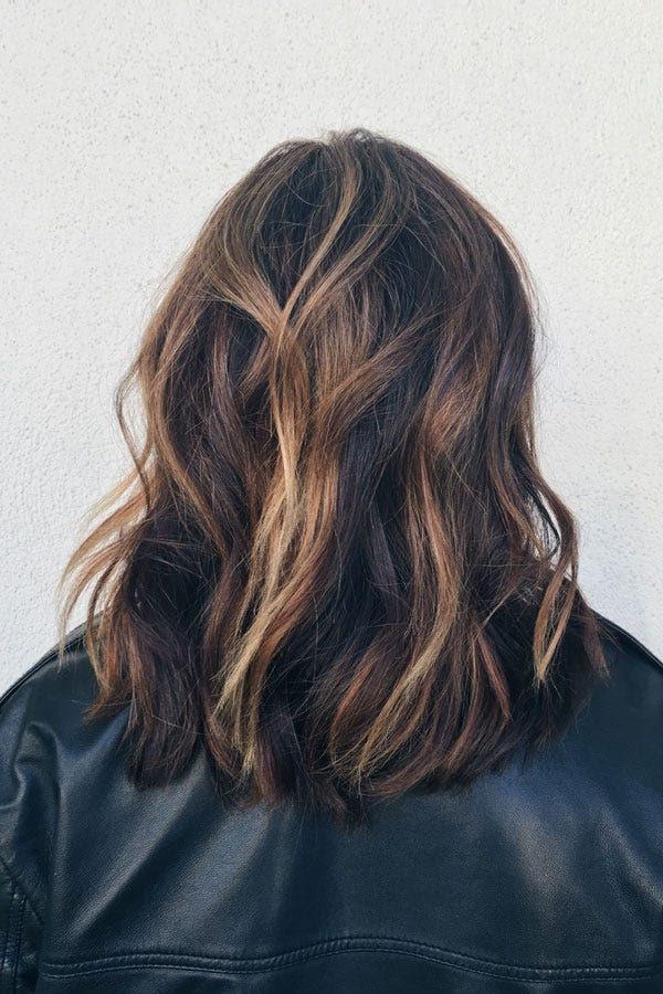 Haarfarben Herbst 2016: Bronze, Kupfer, Karamell