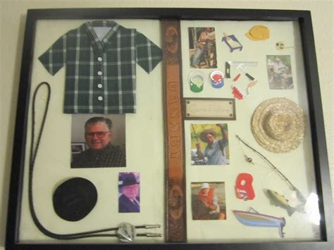 17 Best images about Shadow boxes on Pinterest   My mom
