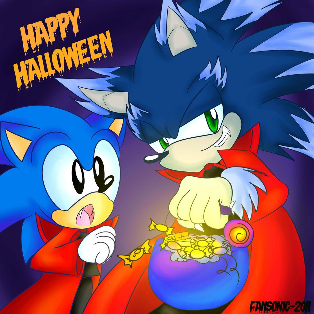 Happy Halloween by fansonic on DeviantArt