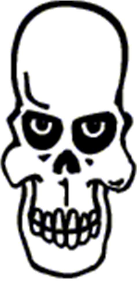 gambar animasi tengkorak skeleton animation  momot