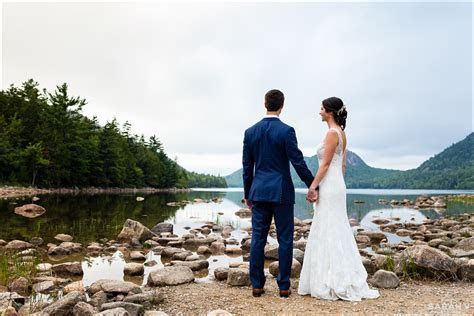 Bar Harbor Maine Wedding Photographers in Acadia National