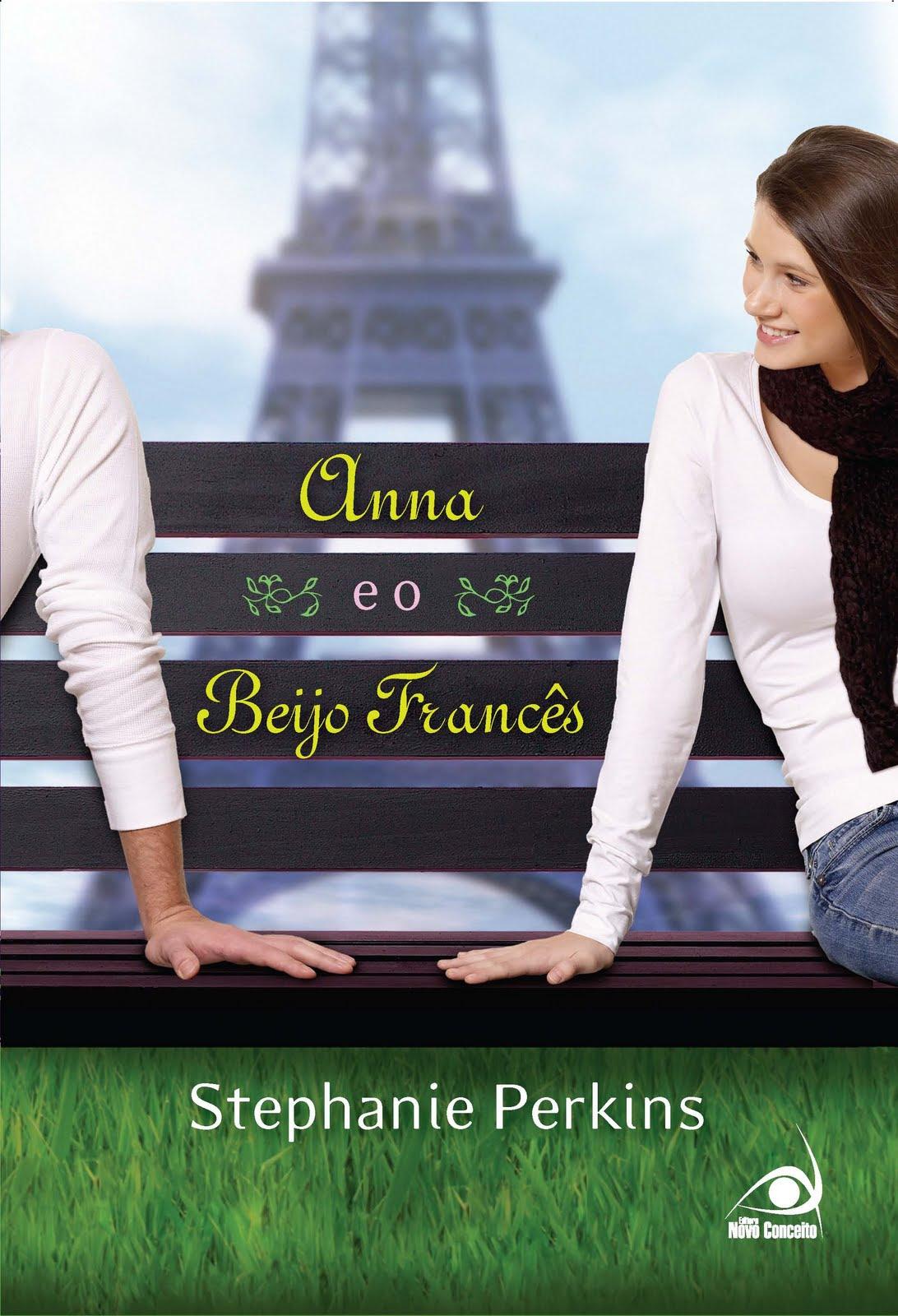 Resultado de imagem para livro anna e o beijo frances