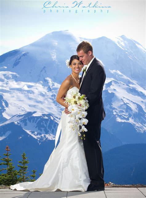 Crystal Mountain Resort, Wedding Ceremony & Reception