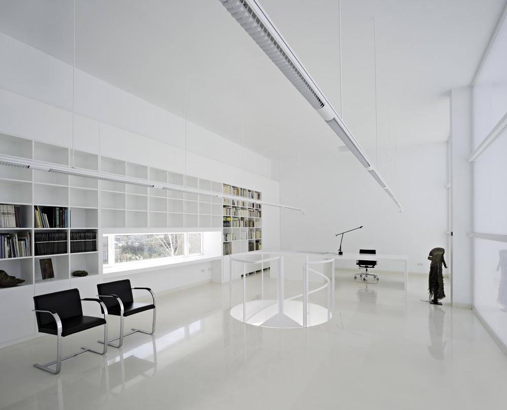 Casa Moliner - Alberto Campo Baeza, arquitectura, casas