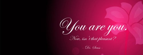 Beautiful Wallpaper With Quotes For Facebook Cover By Dr Seuss Hd