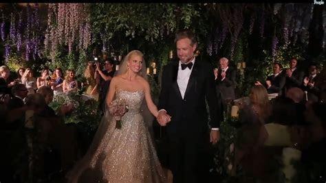 Jessica Simpson's wedding video shows off elegant, fun