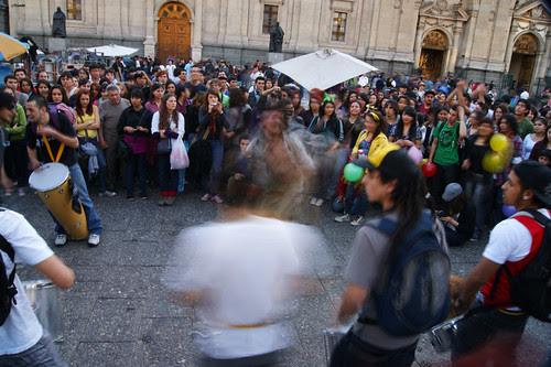 Carnaval por la educación by Manuel Venegas