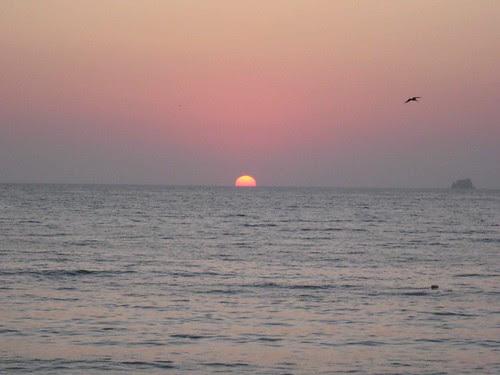 Tenacatita sunset