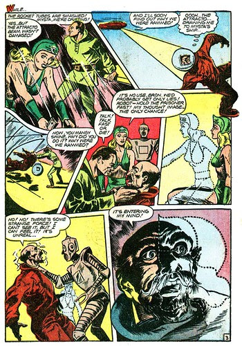 Planet Comics 246 - Mysta (Jan 1947) 02