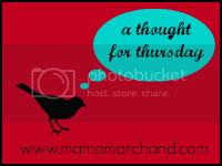mama marchand's musings