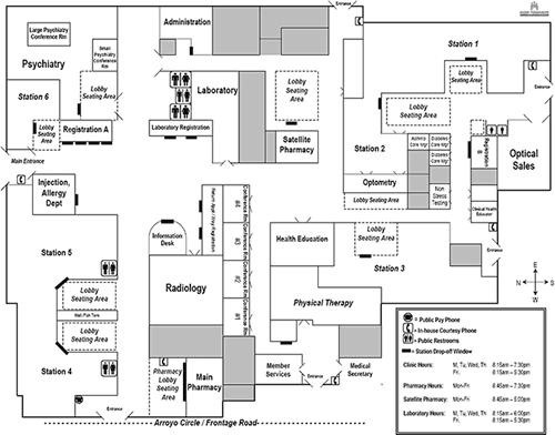 Top 10 Punto Medio Noticias | Kaiser Oakland Campus Map Kaiser Permanente Fontana Campus Map Of Ca on new kaiser hospital downey ca, kaiser hospital san rafael ca, map of kaiser in south ca, kaiser permenete harbor city ca,