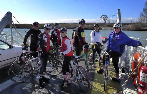 Bikeforums Delta ride_crew on ferry