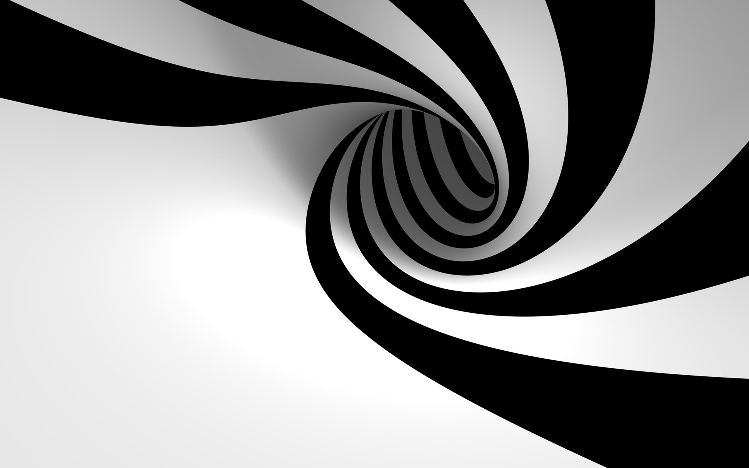 Black and white 3d wallpaper 7 background wallpaper