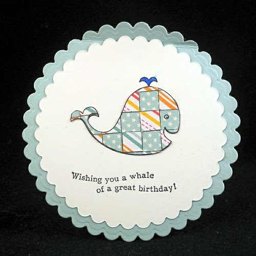 Wishing You a Whale of a Great Birthday!