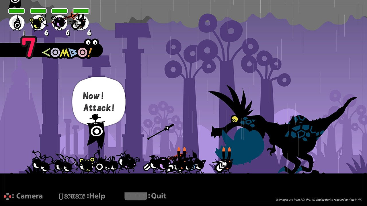 Patapon Remastered hits PlayStation 4 August 1 screenshot