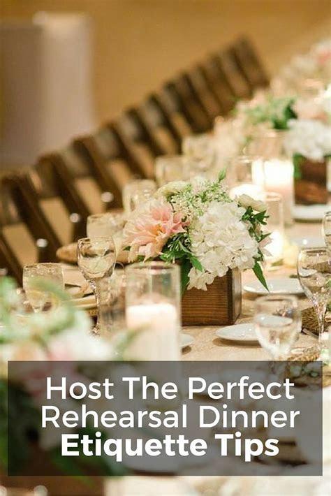 Best 25  Rehearsal dinner etiquette ideas on Pinterest
