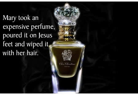 Image result for mary of bethany perfume