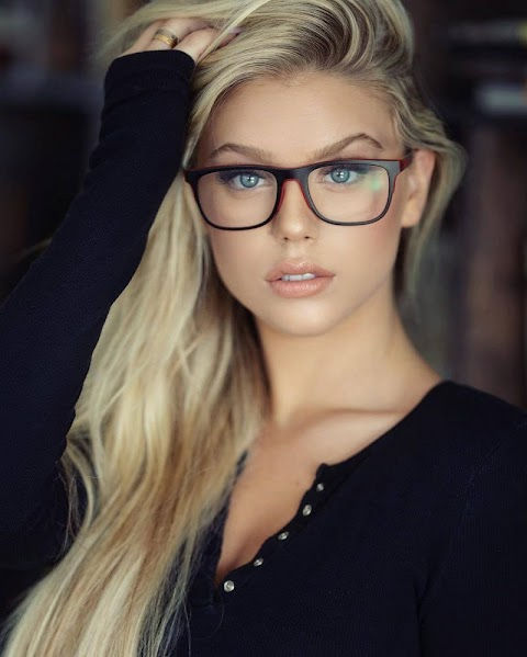 Sexy Girl Glasses Pictures Exposed (#1 Uncensored)