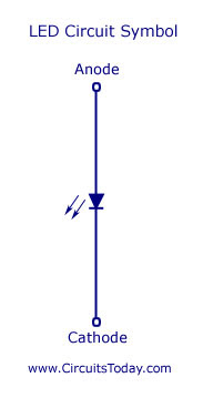 LED Circuit Symbol